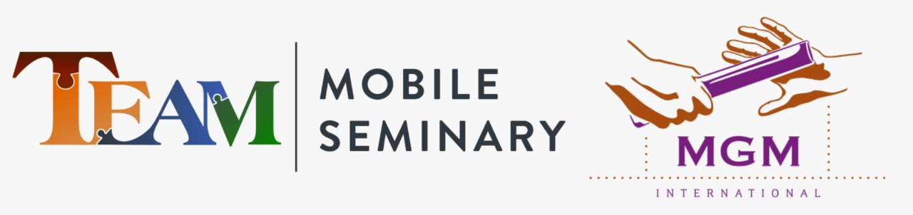 Team Mobile Seminary is a ministry of MGM International